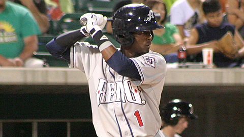 Pedro Ciriaco, who went 4-for-5, collected two hits in the seventh.