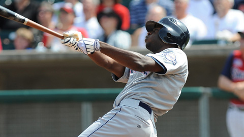 Lorenzo Cain leads the host Huntsville Stars with 19 stolen bases.