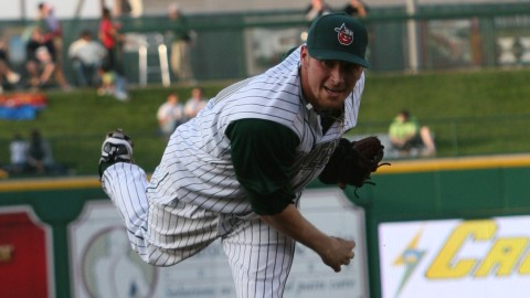 Sullivan led the way in the TinCaps' third shutout of the season.