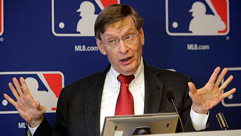 Bud Selig said Minor Leaguers will be subject to random blood tests for HGH.