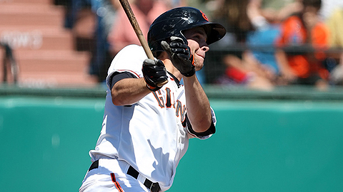 What is OBP? Brandon Belt has one of the best around.
