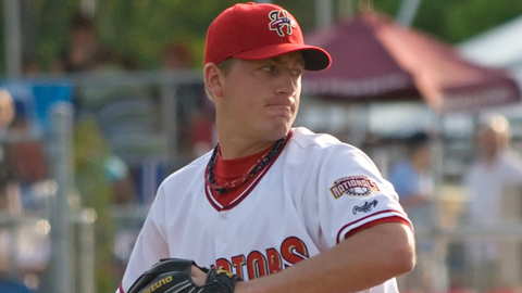 Jordan Zimmermann was 7-2 with a 3.20 ERA for Harrisburg in 2008.