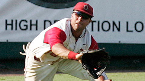 Zach Hurley was a star at Ohio State who has appeared in just 19 Minor League games.