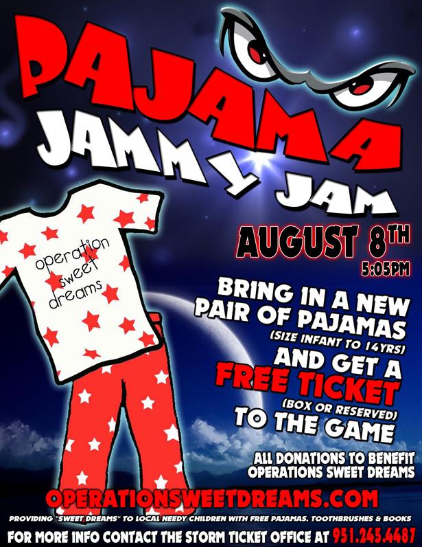 Pajama Jam 2011 Pajama Jammy Jam