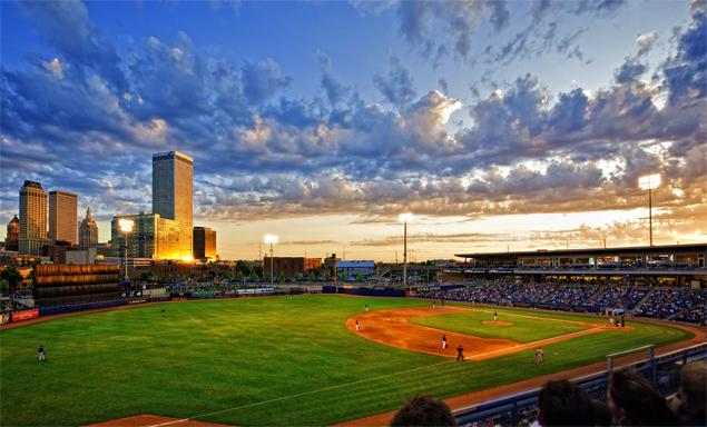 ONEOK Field | Tulsa Drillers ONEOK Field