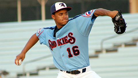 Chris Archer has 44 strikeouts in 46 2/3 innings at Double-A.