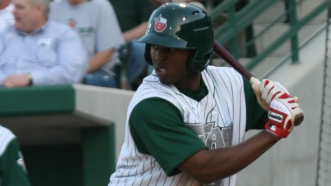 Everett Williams smacked a three-run double Tuesday at Bowling Green.
