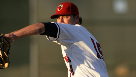 The no-no gave Robert Donovan his first win in six Cal League starts.