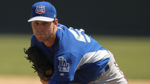 Aaron Miller has not lost a Cal League decision since June 4.