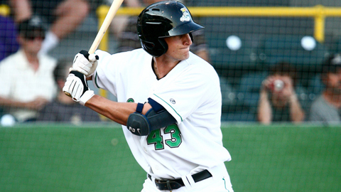 Vincent Catricala homered in each of his first two games this week.