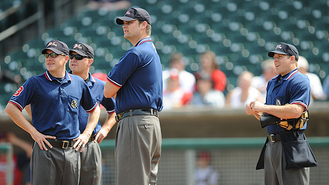 Fans asked this week about the mysteries of Minor League umpires.