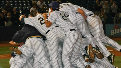 Lake County won its first championship in franchise history on Monday.