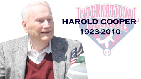 Harold Cooper served as IL President from 1978 to 1990.