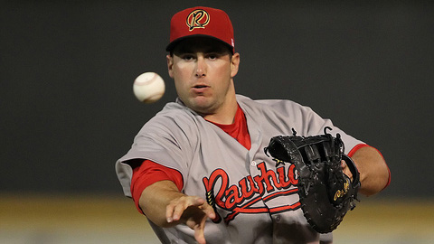 Paul Goldschmidt led the Cal League in five offensive categories.
