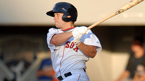 Daniel Nava left Pawtucket for Boston in early June.