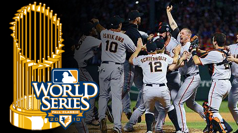Fifteen former Grizzlies helped the Giants to the 2010 World Series title.