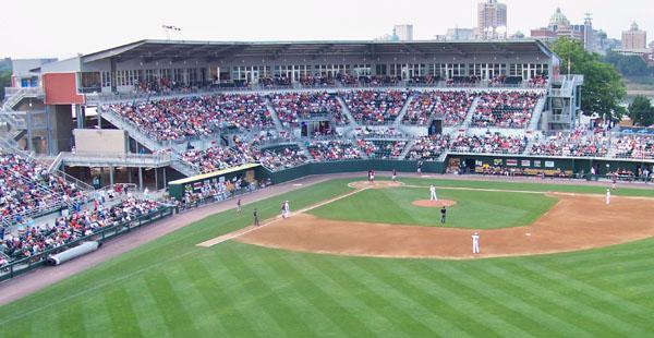 Ballpark Harrisburg Senators Fnb Field