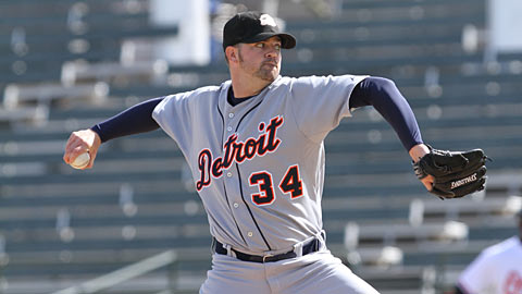 Scot Drucker is 40-22 with a 4.45 ERA over six Minor League seasons.