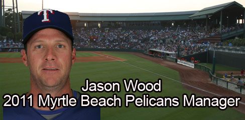 Jason Wood-2011 Pelicans Manager