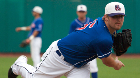 Kyle Drabek went 14-9 with a 2.94 ERA in 27 Eastern League starts.