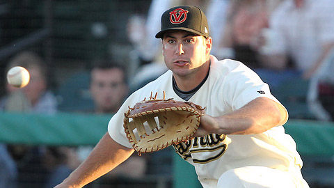 Paul Goldschmidt ranked second in the Minors with 35 homers.