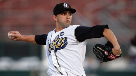 Tyler Chatwood posted a 2.84 ERA over 27 MiLB games this year.