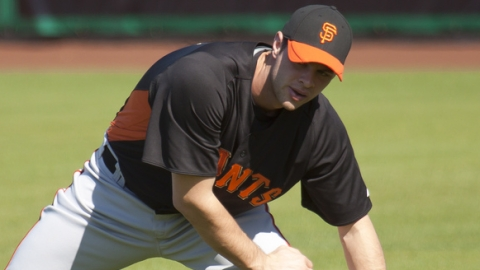 Brandon Belt posted a 1.075 OPS in 136 Minor League games in 2010.