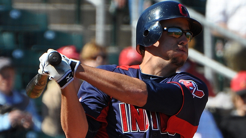 Lonnie Chisenhall was an Eastern League midseason All-Star in 2010.