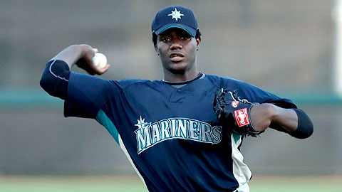 Michael Pineda was 11-4 with a 3.36 ERA at two stops in 2010.