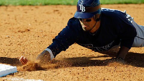 Catching prospect Robinson Chirinos was acquired by the Rays in the Matt Garza deal.