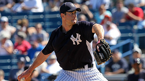 Andrew Brackman appeared in 2 2/3 innings this spring with the Yankees.