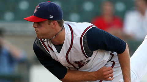 Jordan Lyles had a 3.57 ERA across the upper levels of the Minors last year.