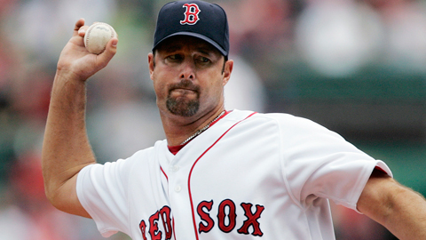 Tim Wakefield needs just seven more wins to match a Red Sox franchise record.