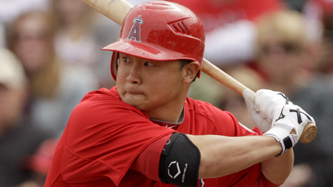 Hank Conger was the 25th overall pick in the 2006 First-Year Player Draft.