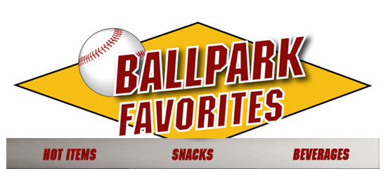 Ballpark Favorites
