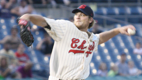 Ross Detwiler allowed one run in six innings of work on Friday.