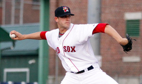 Michael Lee recorded four strikeouts in 3.2 innings in his Double-A debut.