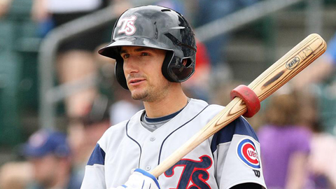Ryan Flaherty is slugging .750 in nine games for the Smokies.
