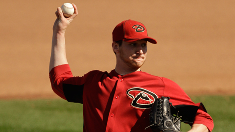 Jarrod Parker surrendered seven earned runs in each of his first two starts this season.