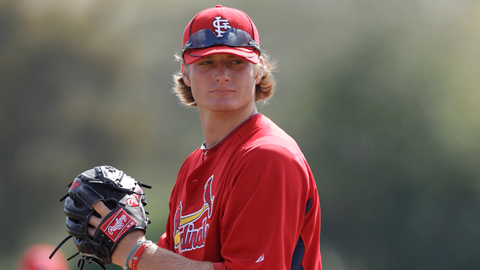 Shelby Miller has 42 strikeouts in just 28 Florida State League innings.