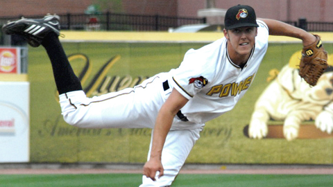 Jameson Taillon fanned six without walking a batter in four shutout innings Monday.