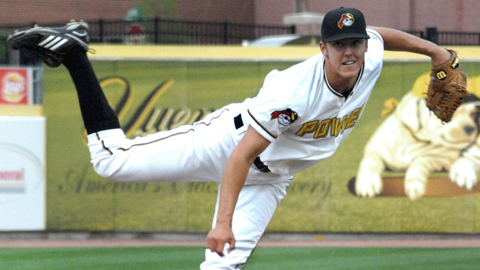 Jameson Taillon has 11 strikeouts over his last 10 Sally League innings.