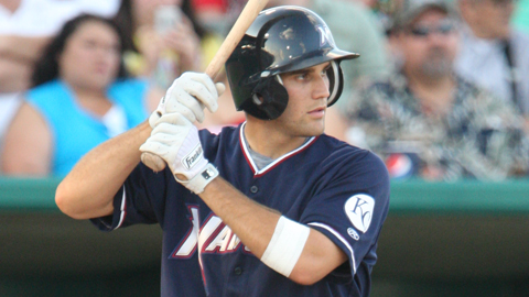 Jeff Bianchi is batting .255 with 10 RBIs in 25 games for the Naturals.
