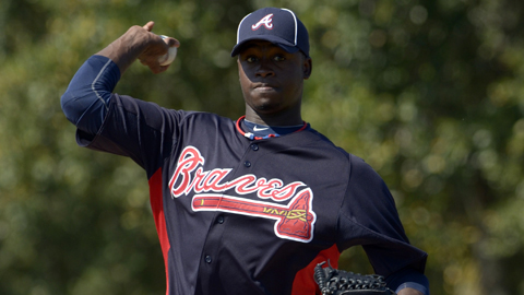 Arodys Vizcaino is 1-0 with a 1.80 ERA in three appearances in May.