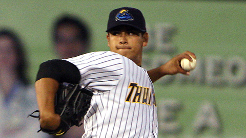 Manny Banuelos lowered his ERA to 2.25 with six shutout innings on Tuesday.