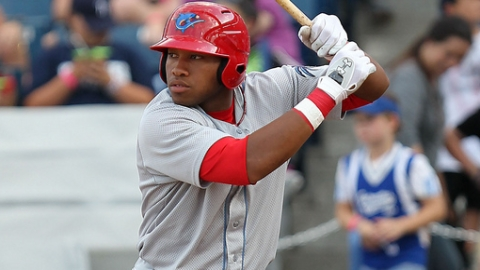 Jonathan Singleton had 14 homers and 77 RBIs at Class A last season.