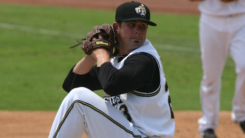 Casey Kelly is 4-1 with a 3.83 ERA in 10 starts for San Antonio.