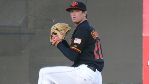 Kyle Gibson took a perfect game into the seventh inning this week.