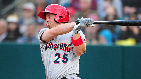Derek Norris was the MiLB.com's 2009 Class A Hitter of the Year.