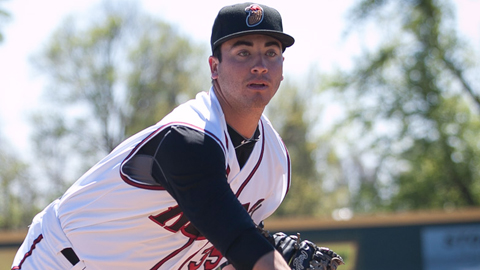 Chad Bettis ranks second in the California League with 79 strikeouts in 71 innings.